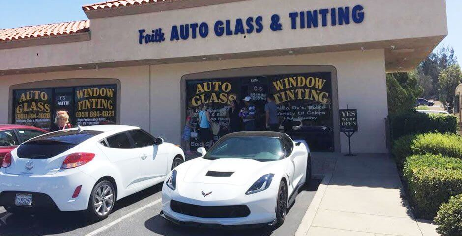 Auto Glass & Window Tinting Experts